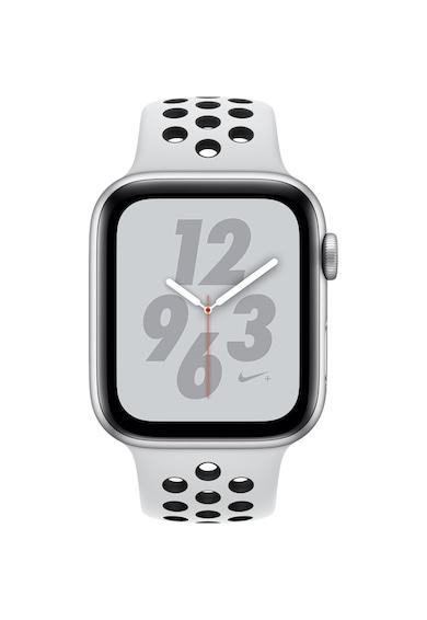 Apple Watch Nike+ 4, GPS, Carcasa Space Grey Aluminium 44mm, Black Nike Sport Loop Femei