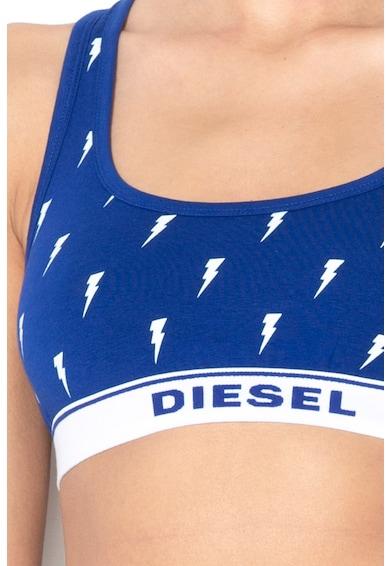 Diesel Miley grafikai mintás melltartó női