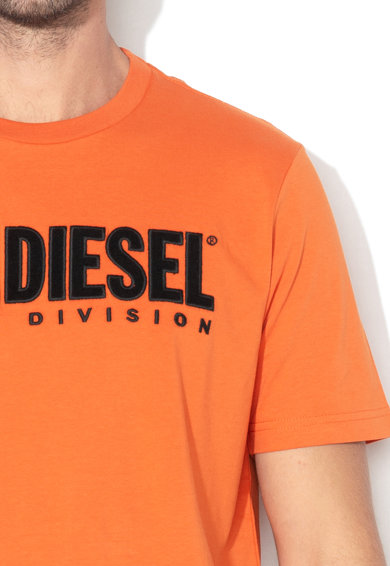 Diesel Just Division logós póló férfi
