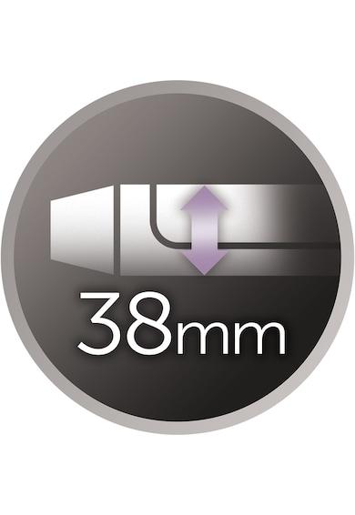 Remington Ondulator de par  , 210°C, 38 mm, Argintiu/Negru Femei