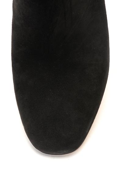 Michael Kors Botine de piele intoarsa cu bareta cu catarama Alana Femei