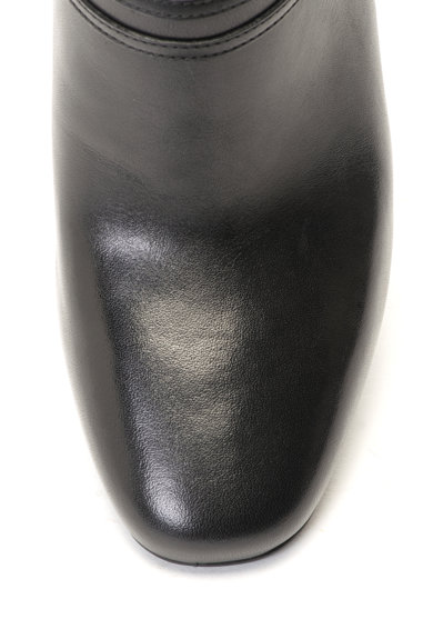 Michael Kors Blaze bőr bokacsizma dekoratív részlettel női