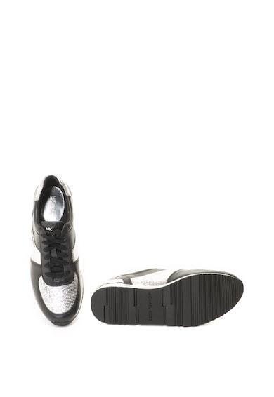 Michael Kors Pantofi sport de piele cu design colorblock Allie Femei