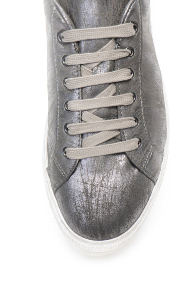 Diesel Lenglas műbőr flatform sneakers cipő női