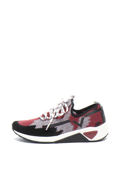 Diesel Pantofi sport slip-on de plasa tricotata Kby Femei
