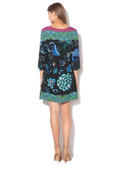 DESIGUAL Rochie dreapta cu model floral Killpop Femei