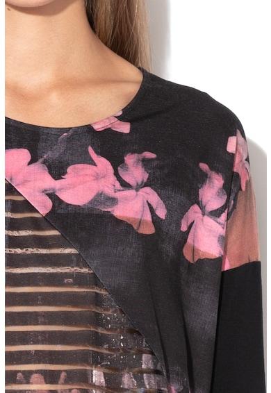 DESIGUAL Bluza cu model floral Belgica Femei