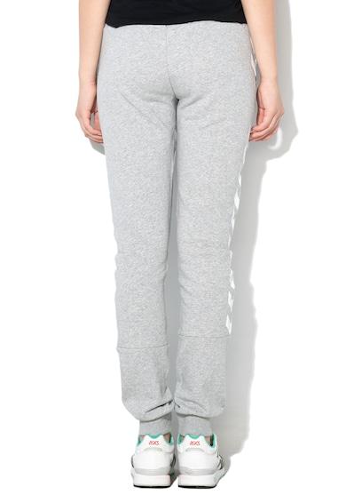 Hummel Pantaloni sport cu imprimeu logo cauciucat Femei