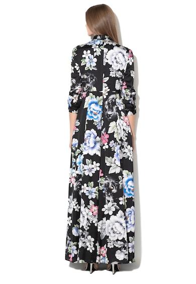 GUESS JEANS Rochie maxi cu imprimeu floral Femei