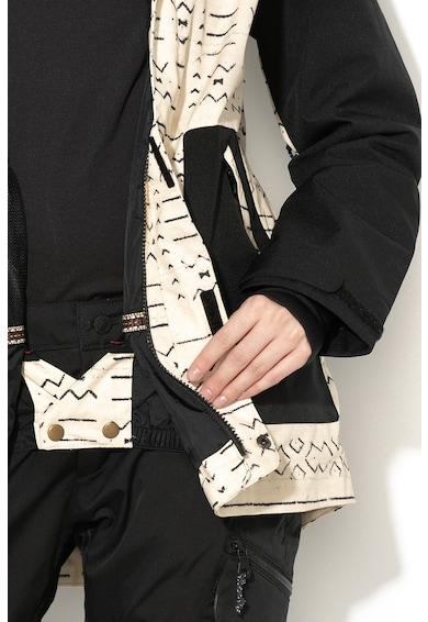 Burton Eastfall kapucnis sídzseki LivingLining™ technológiával női