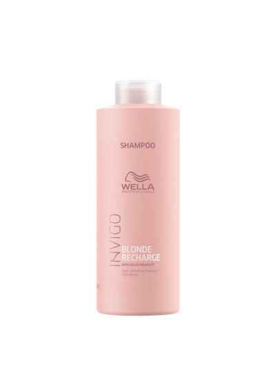 Wella Professionals Sampon  Invigo Color Recharge Cool Blond pentru par blond inchis Femei