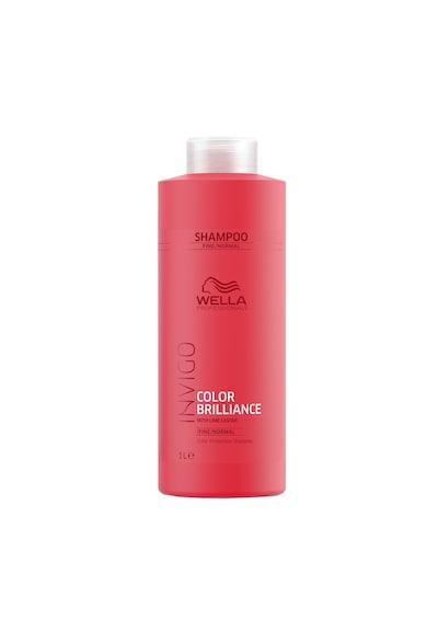 Wella Professionals Sampon  Invigo Color Brilliance Fine/Normal pentru par vopsit cu structura subtire/normala Femei
