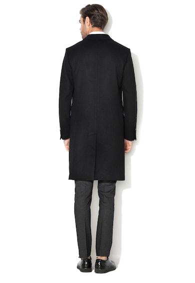 United Colors of Benetton Gyapjútartalmú kabát férfi