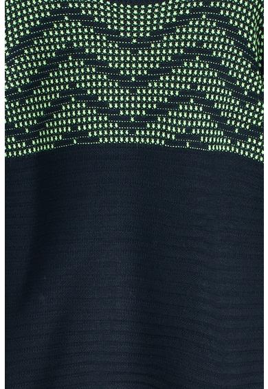 United Colors of Benetton Bordázott pulóver Fiú