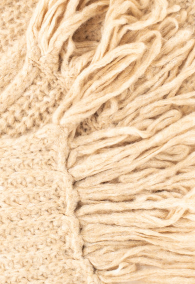 United Colors of Benetton Fular gros din tricot Femei
