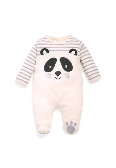 JoJo Maman Bebe Гащеризон тип ританки с дизайн на панда Момичета