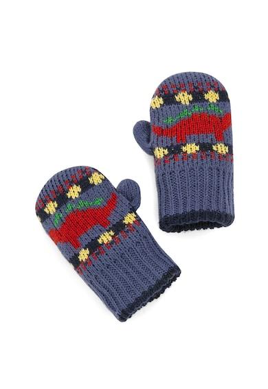 JoJo Maman Bebe Плетени ръкавици Момчета