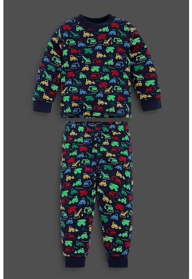 JoJo Maman Bebe Пижама с фигурален десен Момчета