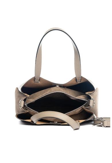 Pia Sassi Кожена чанта с отделяща се презрамка Жени