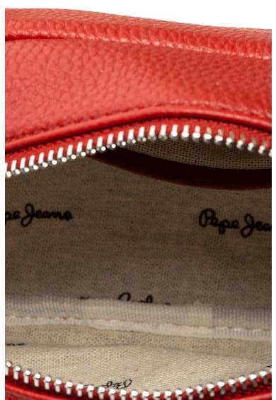 Pepe Jeans London Geanta crossbody de piele ecologica, cu nituri Pheobe Femei