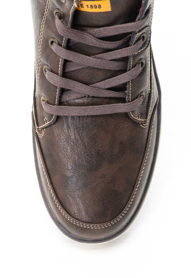 Goodyear Pantofi sport mid-high de piele ecologica Barbati
