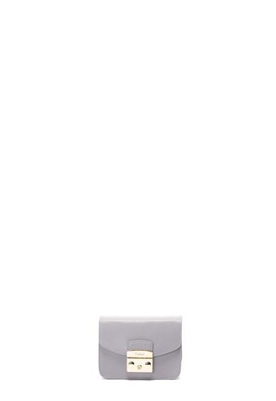 Furla Чанта през рамо Metropolis от кожа Сафиано Жени