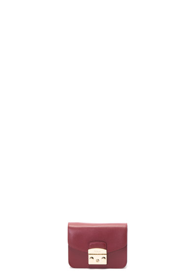 Furla Metropolis texturált keresztpántos bőrtáska női