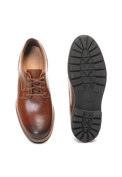 Clarks Кожени обувки Derby Batcombe Hall Мъже