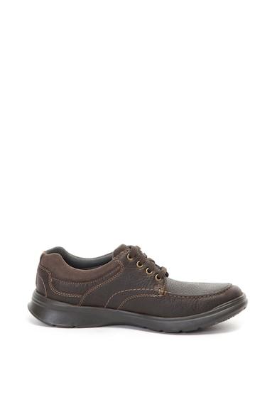 Clarks Кожени обувки Cotrell Edge тип Derby Мъже