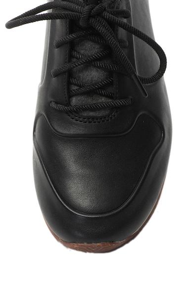 Clarks Hero Fuse bőr&textil cipő női