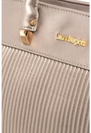 Laura Biagiotti Geanta shopper de piele ecologica Femei