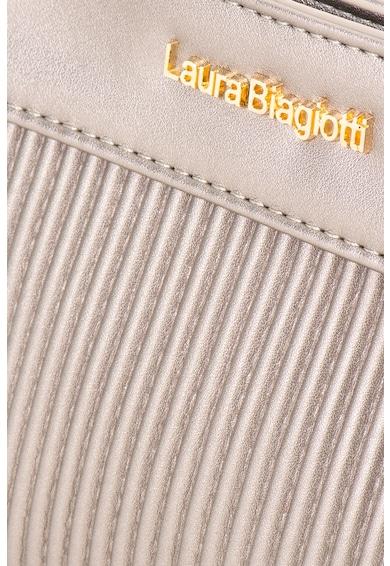 Laura Biagiotti Keresztpántos műbőr táska láncos pánttal női