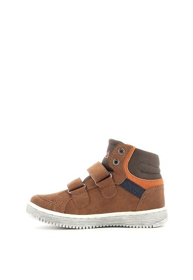 Mod8 kids Pantofi sport hi-top cu velcro Baieti