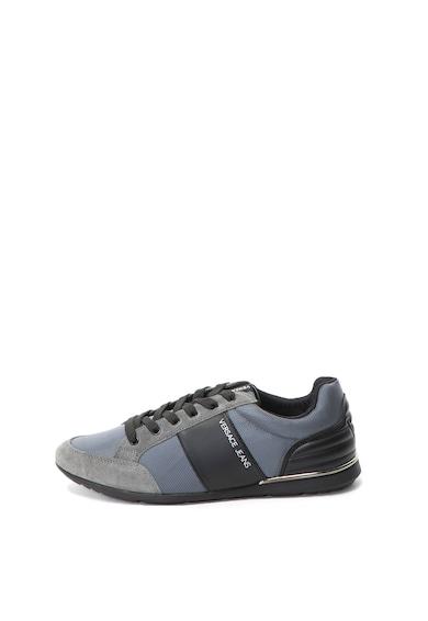 169d7e4331 Sneakers cipő nyersbőr betétekkel - Versace Jeans (E0YSBSB2-E70750-E800)
