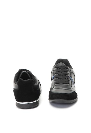 Versace Jeans Pantofi sport de piele Barbati