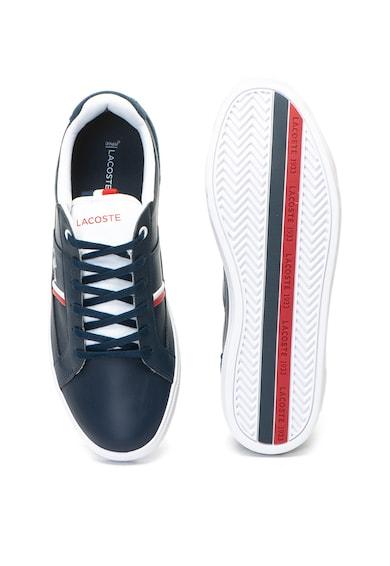 Lacoste Europa bőr és nyersbőr sneakers cipő férfi