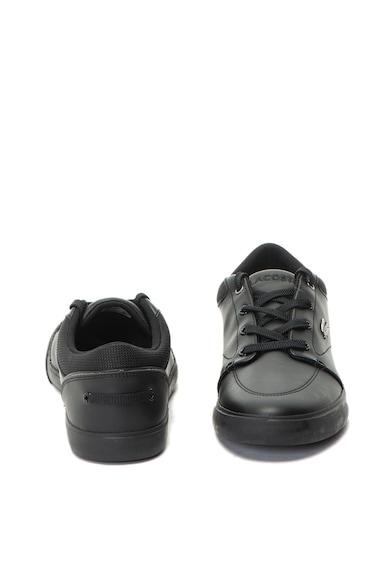 Lacoste Bayliss sneakers cipő bőrbetétekkel férfi