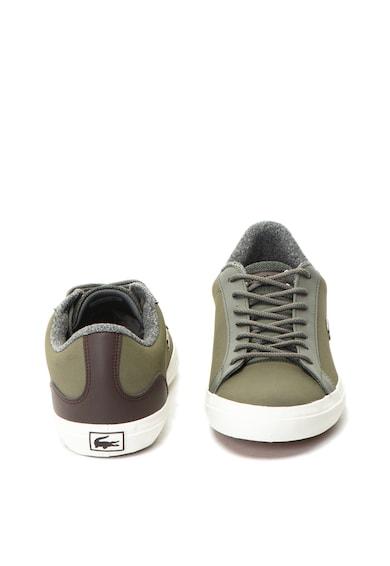 Lacoste Lerond bőr sneakers cipő férfi