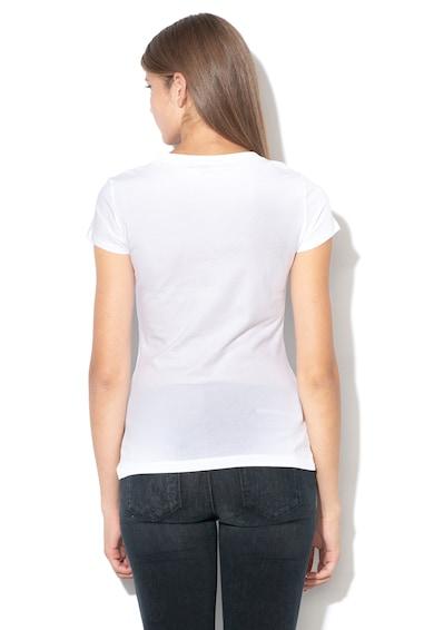 Love Moschino Тениска с текстова щампа Жени