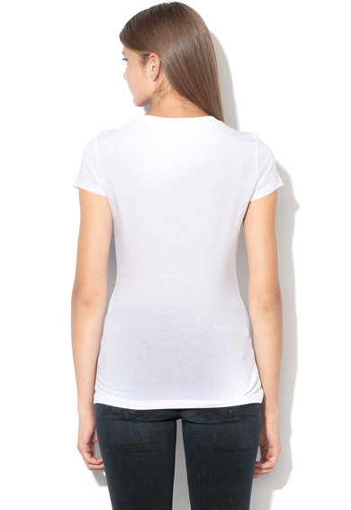Love Moschino Тениска с фигурална щампа Жени