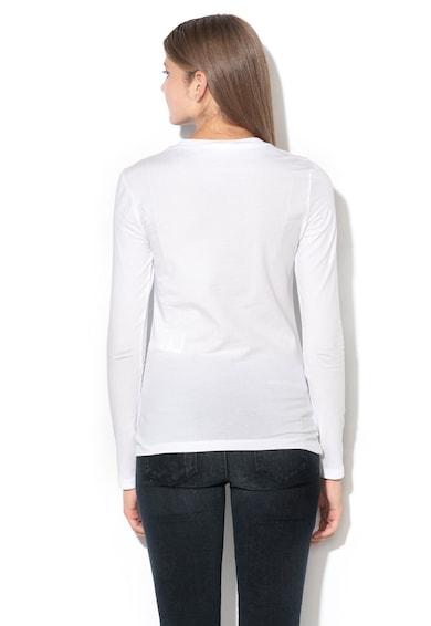 Love Moschino Блуза с фигурална щампа Жени