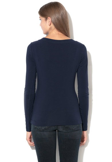 Love Moschino Блуза с лого Жени