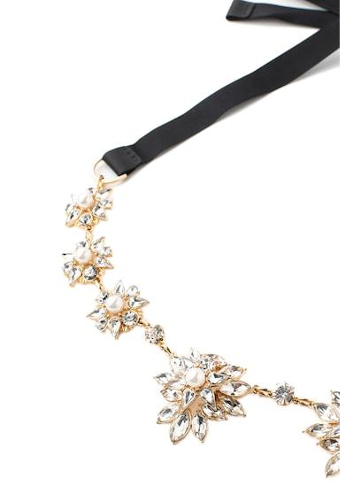 Max&Co Albo strasszköves nyaklánc azalagos rögzítéssel női
