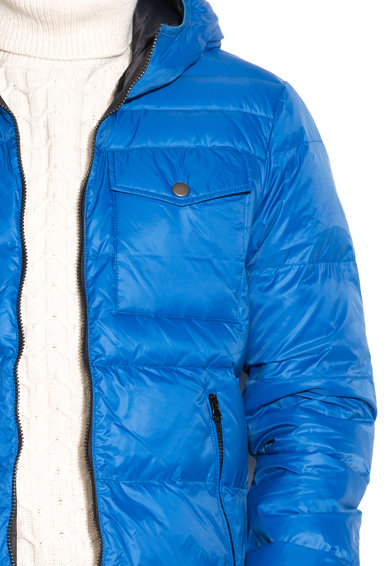 United Colors of Benetton Könnyű súlyú pihével bélelt dzseki férfi