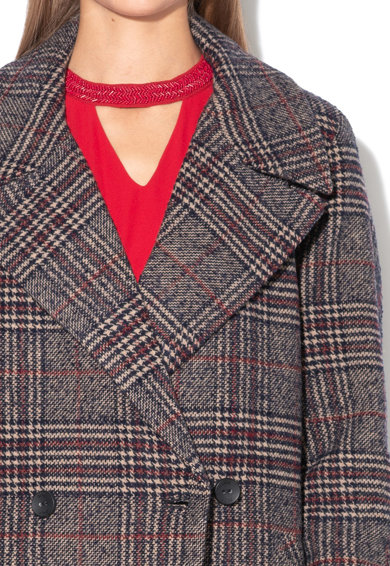Only Haina supradimensionata din amestec de lana Adriana Femei