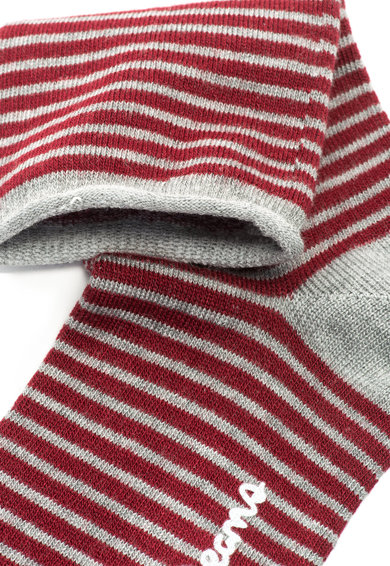 Pepe Jeans London Set de sosete scurte in dungi Amari - 3 perechi Femei