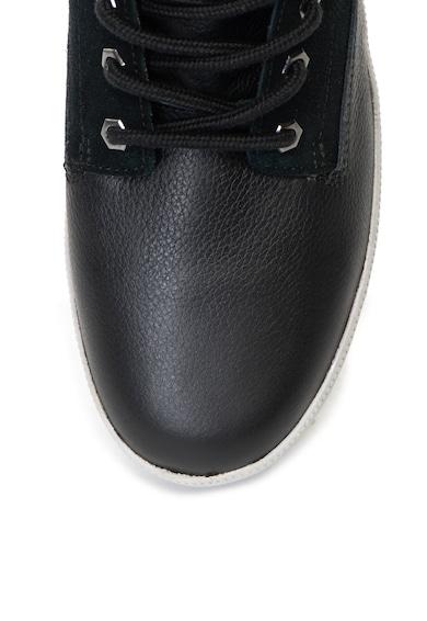 Lumberjack Спортни обувки Chuck от велур и кожа Мъже