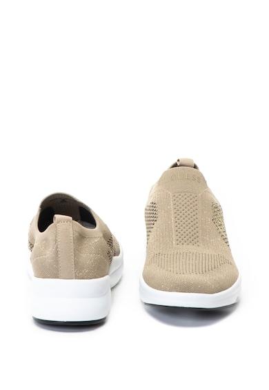 Guess Bebújós sneakers cipő csillámos betétekkel női