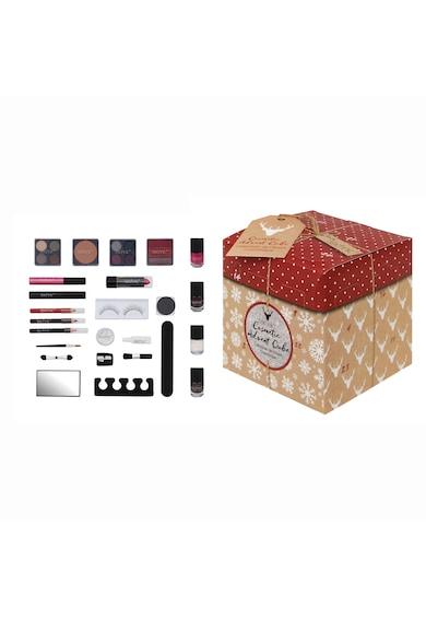 Technic Set cadou machiaj  Advent Calendar Cosmetic Cube Femei