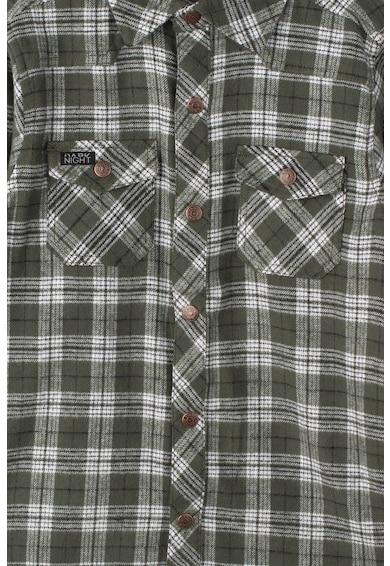 Blue Seven Карирана риза с джобове Момчета